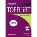 Achieve TOEFL iBT with Audio CD