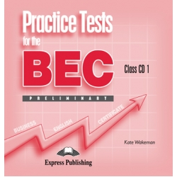 Practice Tests for the BEC Preliminary Audio CDs