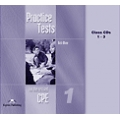 CPE Practice Tests 1, Class Audio CDs (set of 6)
