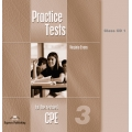 CPE Practice Tests 3, Class Audio CDs (set of 6)