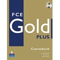 FCE Gold Plus Coursebook + CD-ROM