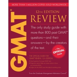 The Official Guide for GMAT Review, 12th ed.