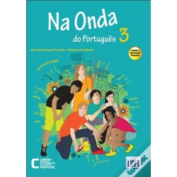 Na Onda do Portugués (+ CD)