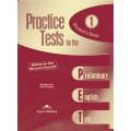 Practice Tests for the PET (Libro del alumno)